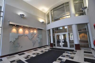 2500 York - Interior Entrance